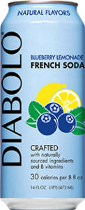 Blueberry Lemonade Nutritional Facts