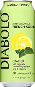Mint Lemonade Nutritional Facts